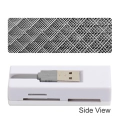 Grid Wire Mesh Stainless Rods Rods Raster Memory Card Reader (stick)