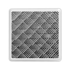 Grid Wire Mesh Stainless Rods Rods Raster Memory Card Reader (square)