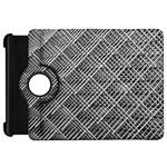 Grid Wire Mesh Stainless Rods Rods Raster Kindle Fire HD 7  Front