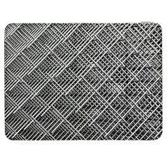 Grid Wire Mesh Stainless Rods Rods Raster Samsung Galaxy Tab 7  P1000 Flip Case