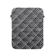 Grid Wire Mesh Stainless Rods Rods Raster Apple Ipad 2/3/4 Protective Soft Cases