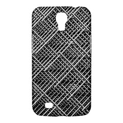 Grid Wire Mesh Stainless Rods Rods Raster Samsung Galaxy Mega 6 3  I9200 Hardshell Case