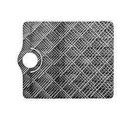 Grid Wire Mesh Stainless Rods Rods Raster Kindle Fire Hdx 8 9  Flip 360 Case