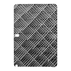 Grid Wire Mesh Stainless Rods Rods Raster Samsung Galaxy Tab Pro 10 1 Hardshell Case