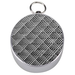 Grid Wire Mesh Stainless Rods Rods Raster Silver Compasses