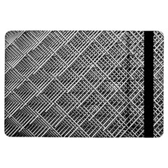 Grid Wire Mesh Stainless Rods Rods Raster Ipad Air Flip