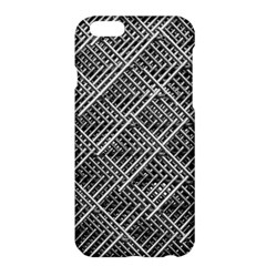 Grid Wire Mesh Stainless Rods Rods Raster Apple Iphone 6 Plus/6s Plus Hardshell Case