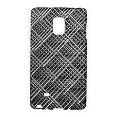 Grid Wire Mesh Stainless Rods Rods Raster Galaxy Note Edge