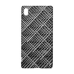 Grid Wire Mesh Stainless Rods Rods Raster Sony Xperia Z3+