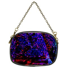 Grunge Abstract Chain Purses (one Side)