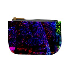 Grunge Abstract Mini Coin Purses