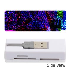 Grunge Abstract Memory Card Reader (stick)
