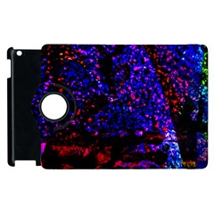 Grunge Abstract Apple Ipad 3/4 Flip 360 Case
