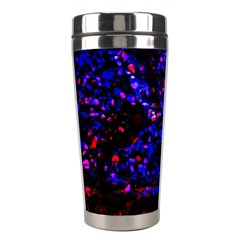 Grunge Abstract Stainless Steel Travel Tumblers