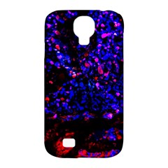 Grunge Abstract Samsung Galaxy S4 Classic Hardshell Case (pc+silicone)