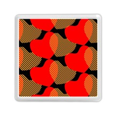 Heart Pattern Memory Card Reader (square)