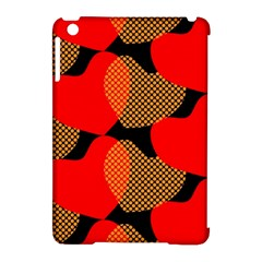 Heart Pattern Apple Ipad Mini Hardshell Case (compatible With Smart Cover)