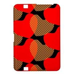 Heart Pattern Kindle Fire Hd 8 9
