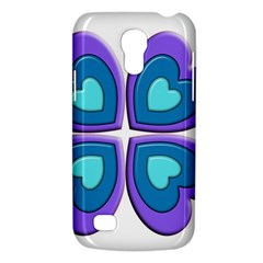 Light Blue Heart Images Galaxy S4 Mini