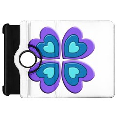 Light Blue Heart Images Kindle Fire Hd 7