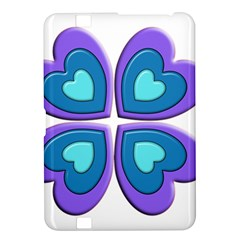 Light Blue Heart Images Kindle Fire Hd 8 9