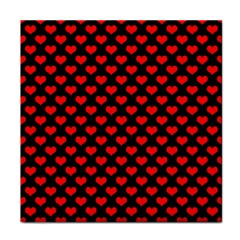 Love Pattern Hearts Background Tile Coasters
