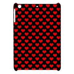 Love Pattern Hearts Background Apple Ipad Mini Hardshell Case