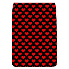 Love Pattern Hearts Background Flap Covers (s)
