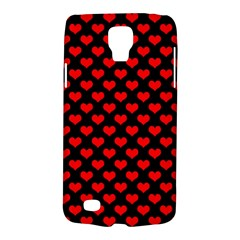 Love Pattern Hearts Background Galaxy S4 Active