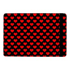 Love Pattern Hearts Background Samsung Galaxy Tab Pro 10 1  Flip Case