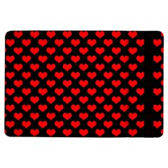 Love Pattern Hearts Background Ipad Air Flip