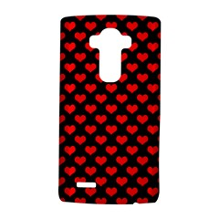 Love Pattern Hearts Background Lg G4 Hardshell Case