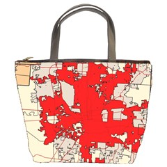 Map Of Franklin County Ohio Highlighting Columbus Bucket Bags