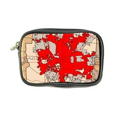 Map Of Franklin County Ohio Highlighting Columbus Coin Purse