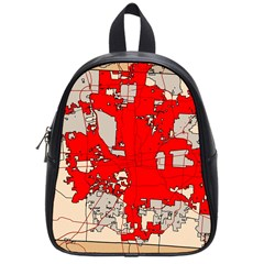Map Of Franklin County Ohio Highlighting Columbus School Bags (small)
