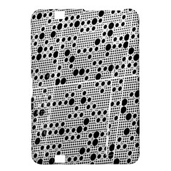 Metal Background Round Holes Kindle Fire Hd 8 9