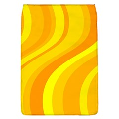 Orange Yellow Background Flap Covers (l)