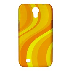 Orange Yellow Background Samsung Galaxy Mega 6 3  I9200 Hardshell Case