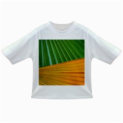 Pattern Colorful Palm Leaves Infant/Toddler T-Shirts