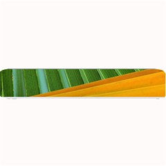 Pattern Colorful Palm Leaves Small Bar Mats