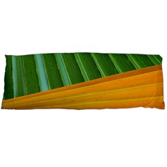 Pattern Colorful Palm Leaves Body Pillow Case Dakimakura (two Sides)