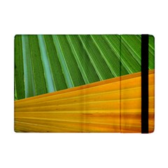 Pattern Colorful Palm Leaves Apple Ipad Mini Flip Case