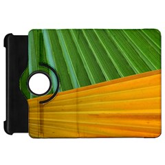 Pattern Colorful Palm Leaves Kindle Fire HD 7