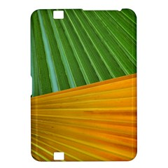 Pattern Colorful Palm Leaves Kindle Fire Hd 8 9