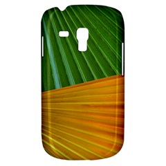 Pattern Colorful Palm Leaves Galaxy S3 Mini