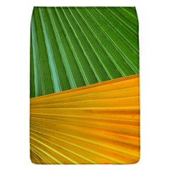 Pattern Colorful Palm Leaves Flap Covers (l)