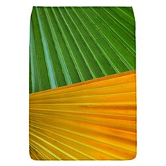 Pattern Colorful Palm Leaves Flap Covers (s)