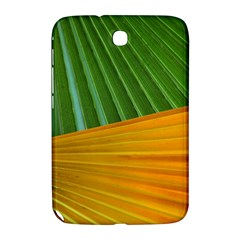Pattern Colorful Palm Leaves Samsung Galaxy Note 8 0 N5100 Hardshell Case