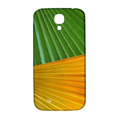 Pattern Colorful Palm Leaves Samsung Galaxy S4 I9500/i9505  Hardshell Back Case
