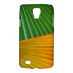 Pattern Colorful Palm Leaves Galaxy S4 Active